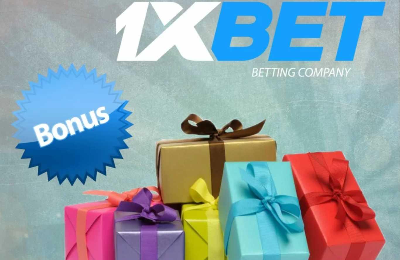 1xBet bonuses